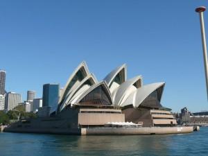 Adrian - Sydney Opera House