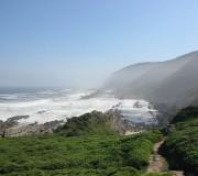 otter trail - beach
